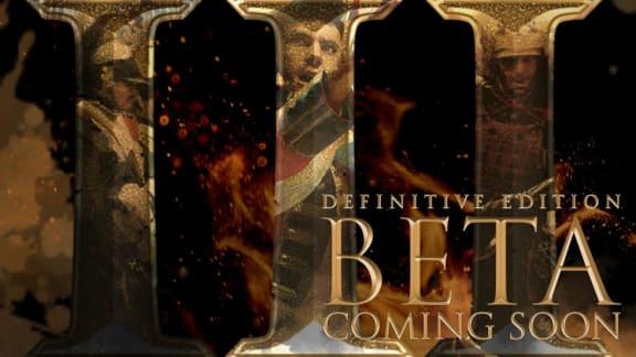 Age of Empires 3: Definitive Edition inleder betatester nästa månad