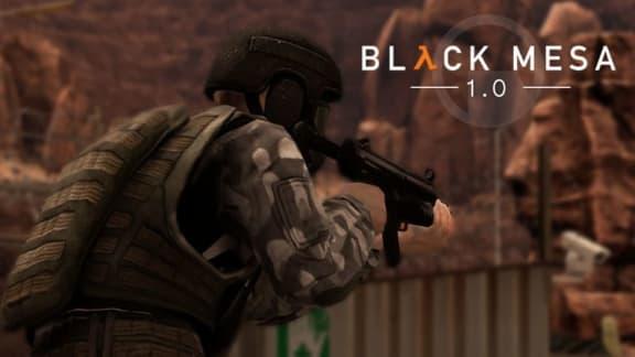 Black Mesa är snubblande nära early access-utträde