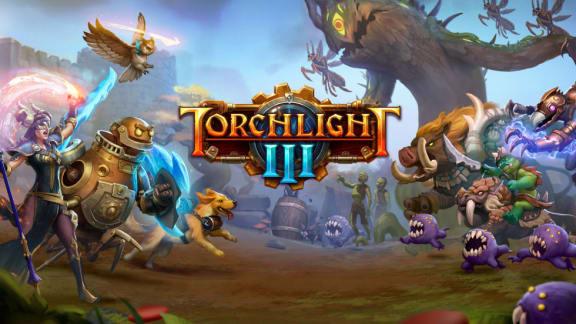 Torchlight Frontiers sadlar om till Torchlight 3