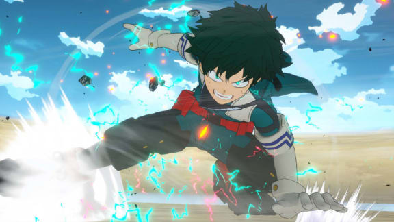 Bandai Namco visar trailrar för stundande animetrio