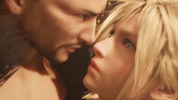 Den nya trailern för Final Fantasy VII Remake visar upp Cloud i klänning