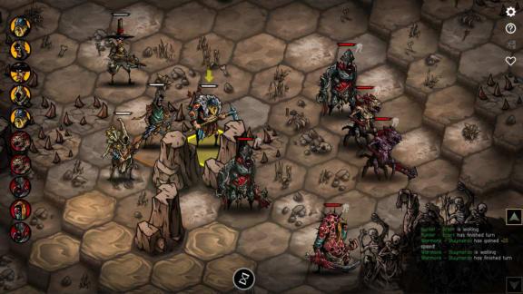 Urtuk: The Desolation är ett nytt taktiskt rollspel