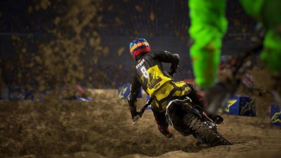 Monster Energy Supercross 3 har släppts till Stadia, men det kostar mer än på Steam