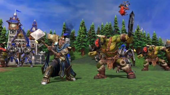 """Warcraft 3: Reforged-lanseringen var en """"tuff vecka"""" för Blizzard"""