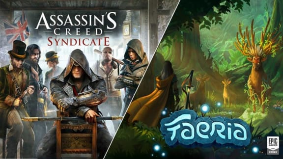 Assassin's Creed Syndicate och Faeria är Epic-gratis nu