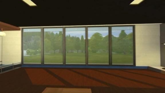 Parasite-huset har återskapats i The Sims 4, och likheterna är slående!