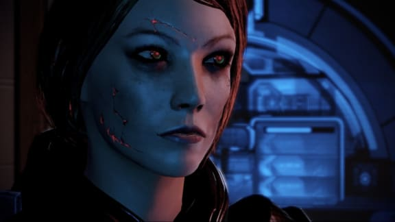 Endast 1 av 10 ville spela skurk i Mass Effect