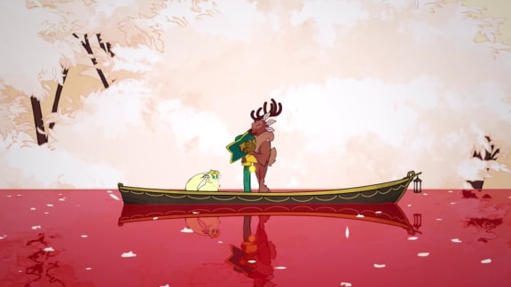 Bedårande husbåtsäventyret Spiritfarer visar upp sig i gameplay-teaser