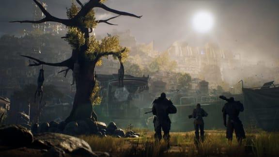 Outriders visar upp vackra och mystiska landskap i ny trailer
