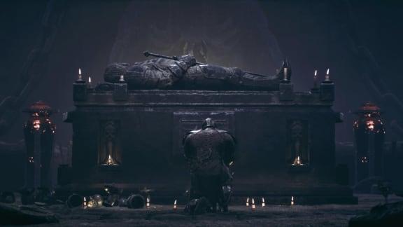 Mortal Shell avslöjar lanseringsdatum i ny trailer