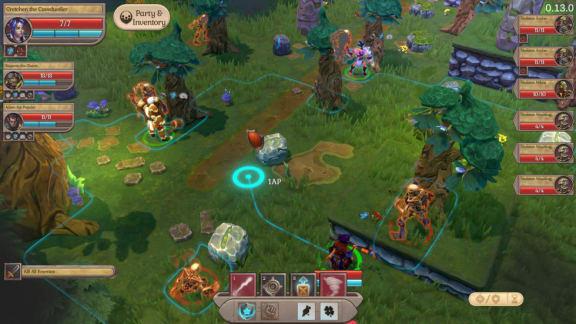 XCOM- och Heroes of Might and Magic-hybriden Fort Triumph lämnar early access
