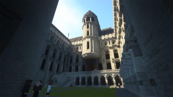 Den där otroliga Harry Potter-kartan till Minecraft har färdigställts