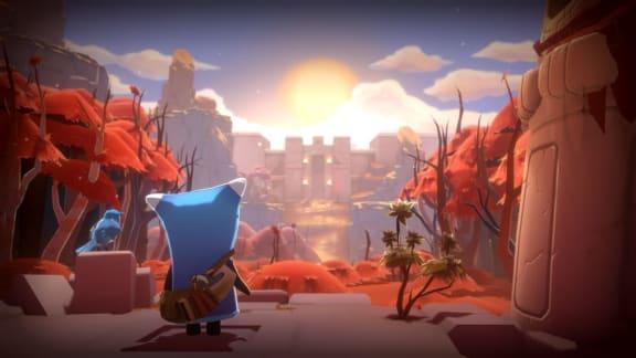 No Man's Sky-skaparnas The Last Campfire visar upp första spelsekvenserna