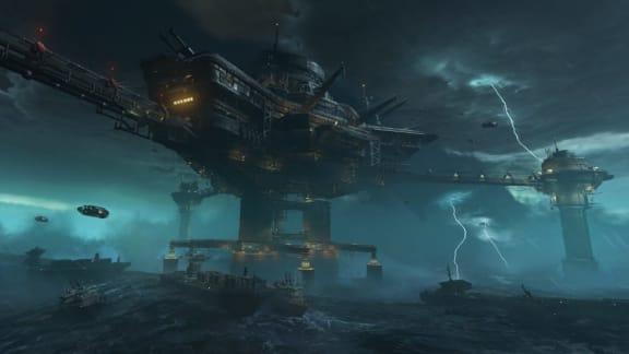Doom Eternals första story-dlc visas upp med nya skärmdumpar