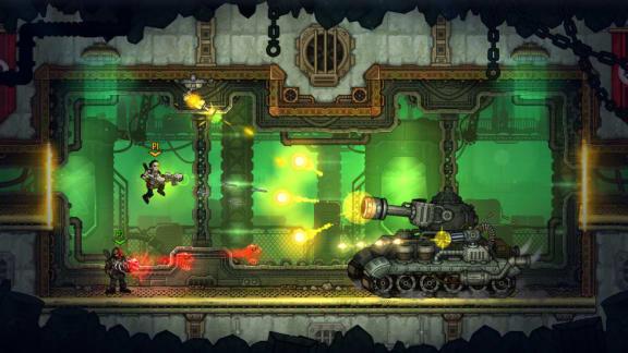 Metal Slug-doftande Fury Unleashed har lämnat early access