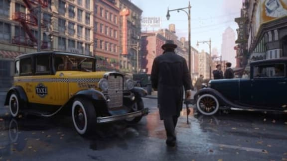 Mafia: Definitive Edition försenas till den 25 september