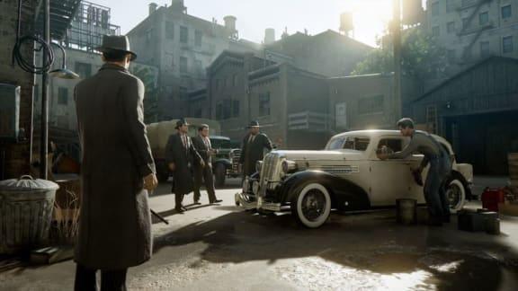 Mafia: Definitive Edition visar upp 14 spelminuter