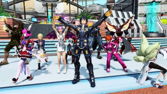 Phantasy Star Online 2 släpps till pc den 27 maj