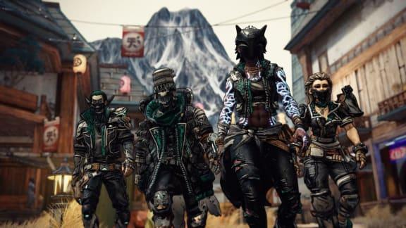 Borderlands 3 blir rena rama vilda västern i nästa dlc-kampanj