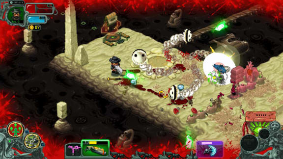 Twin-stick-skjutaren I, Dracula: Genesis har early access-lanserats