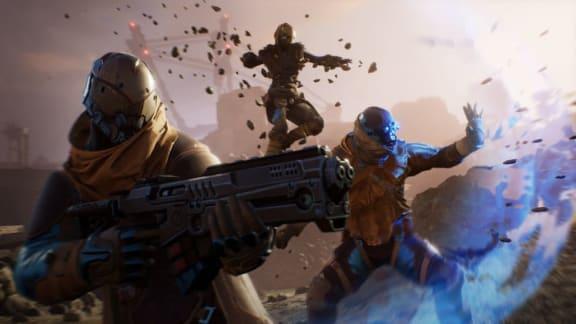 Outriders visar upp rejält gameplay, nobbar mikrotransaktioner