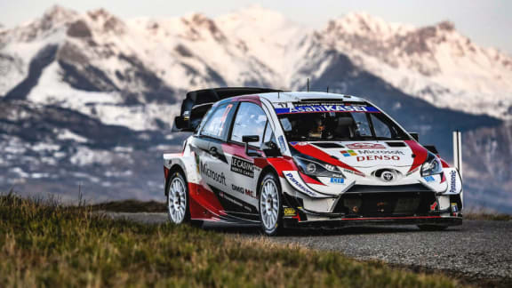 Chocken! Codemasters tar över WRC-licensen
