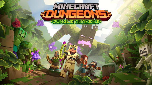 Minecraft Dungeons: Jungle Awakens är ute nu, kolla in lanseringstrailern