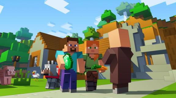 Mojang donerar en hel dags Minecraft-vinster till Black Lives Matter