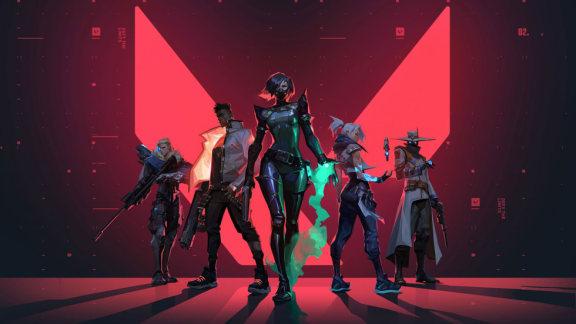 Valorant – Riot kontrar konkurrenterna!
