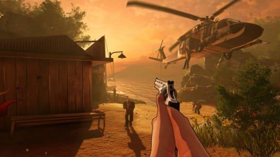 Här är första spelsekvenserna från XIII-remaken