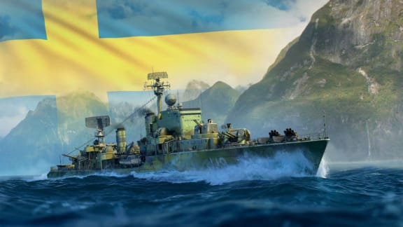 Mer World of Warships-giveaway!