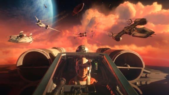 Star Wars: Squadrons släpps den 2 oktober, kolla in trailern!