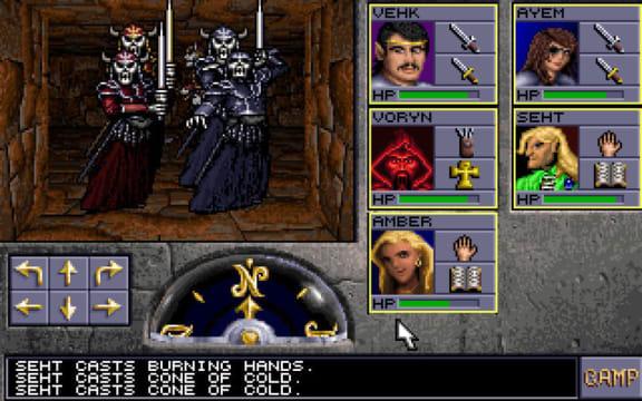 Gratisspel! Eye of the Beholder Trilogy skänks bort via GOG