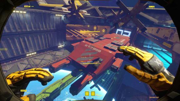 """Hardspace: Shipbreaker bjuder på """"nästa generations fysik och förstörelse"""""""