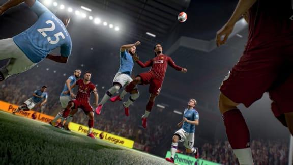 FIFA 21 släpps i oktober och kommer till Steam