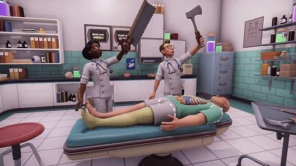 Surgeon Simulator 2 visar upp sig i maffig överblickstrailer
