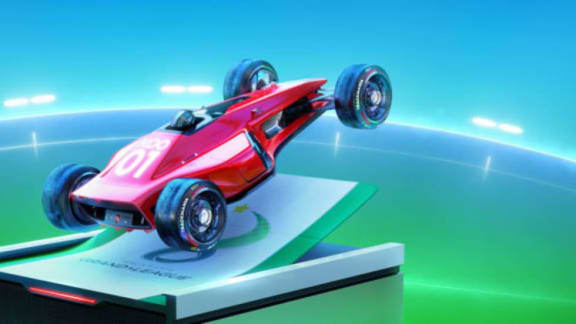 Trackmania – Recension