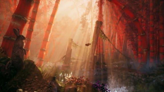 Shadow Warrior 3 visar upp sig i dess första teaser-trailer