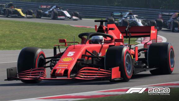 F1 2020 – Recension