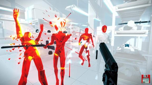 Superhot: Mind Control Delete blir gratis för ägare av originalspelet