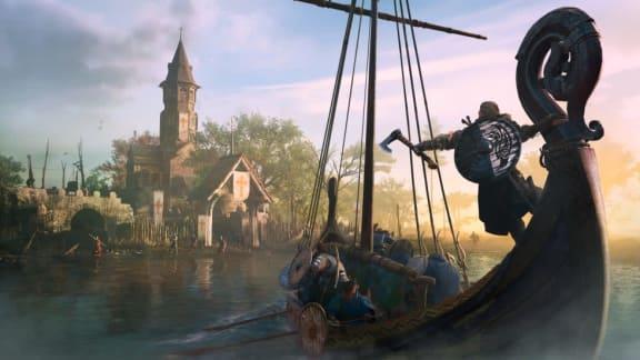 Assassin's Creed Valhalla släpps i november, kolla in nya gameplay-trailern
