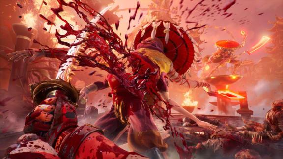 Här är den första gameplay-trailern för Shadow Warrior 3