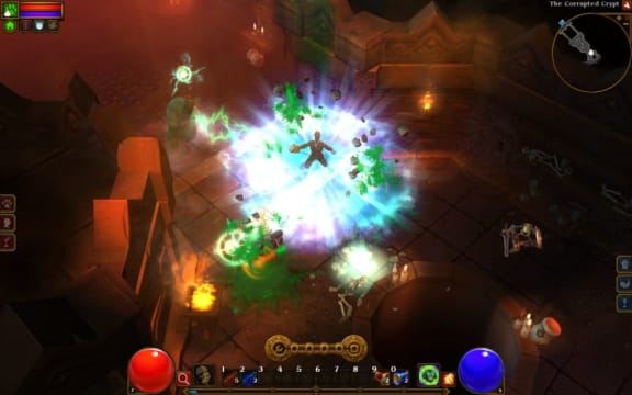 Torchlight 2 skänks bort via Epic Games Store nu