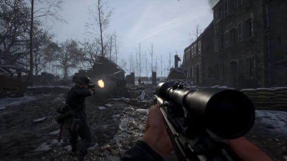 Andra världskrigs-skjutaren Hell Let Loose är gratis att prova i helgen