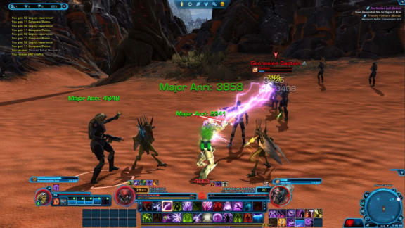 Star Wars: The Old Republic har lanserats via Steam