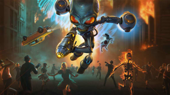 Destroy All Humans – Recension