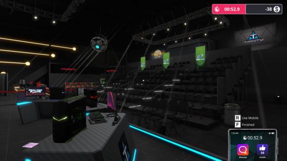 PC Building Simulator har fått ny esport-centrerad expansion