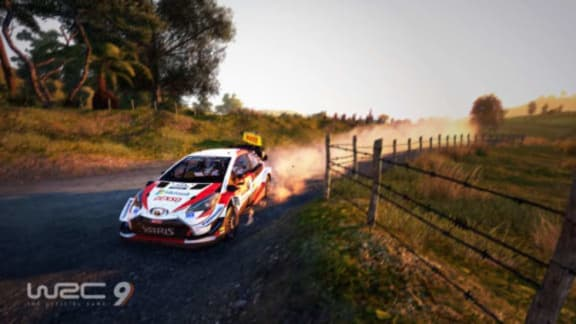 WRC 9 återvänder till Japan, kolla in nya gameplay-trailern