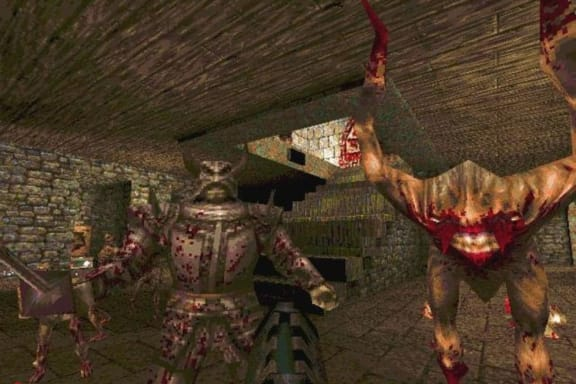 Quake skänks bort via Bethesda Launcher, och Quake 2 lär följa inom kort