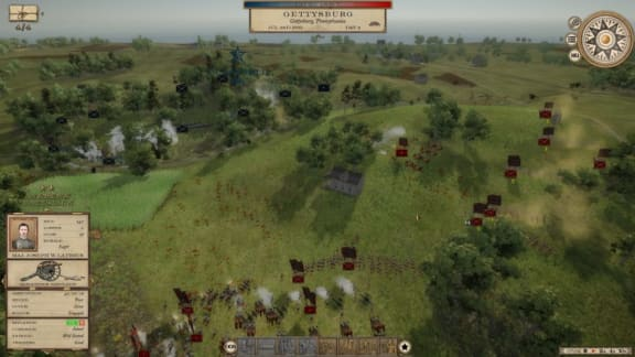 Grand strategy-titeln Grand Tactician early access-debuterar nästa vecka